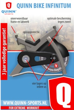 Test Quinn-bike Infinitum