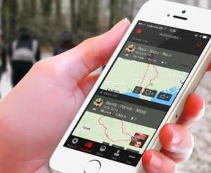 trainen met sträva op jouw iPhone